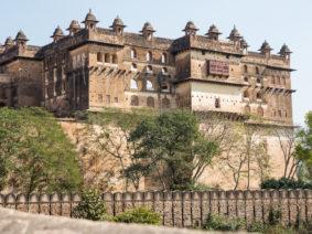 Palace of the Bundela kings