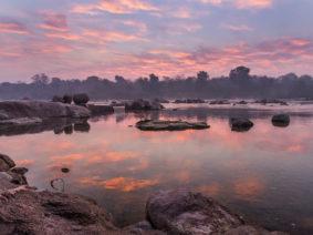 Sunrise on the Betwa River