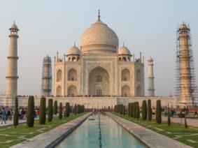 Classic Taj view